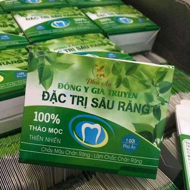 Review thuốc trị sâu răng Phú Ân có tốt không? Đánh giá từ người dùng